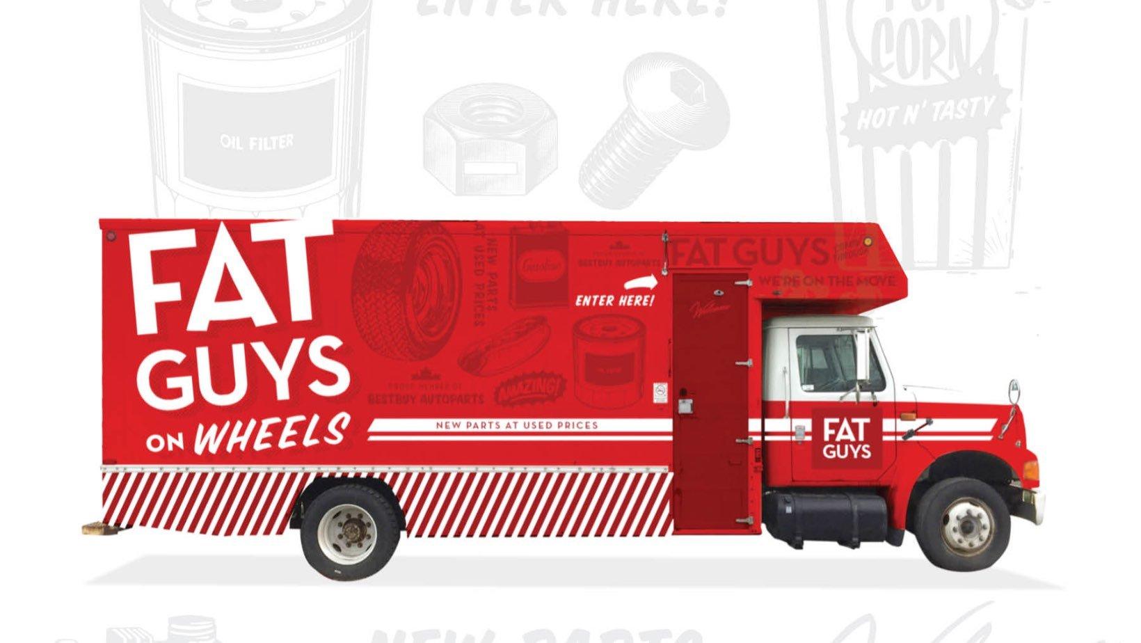 Fat Guys Truck Design