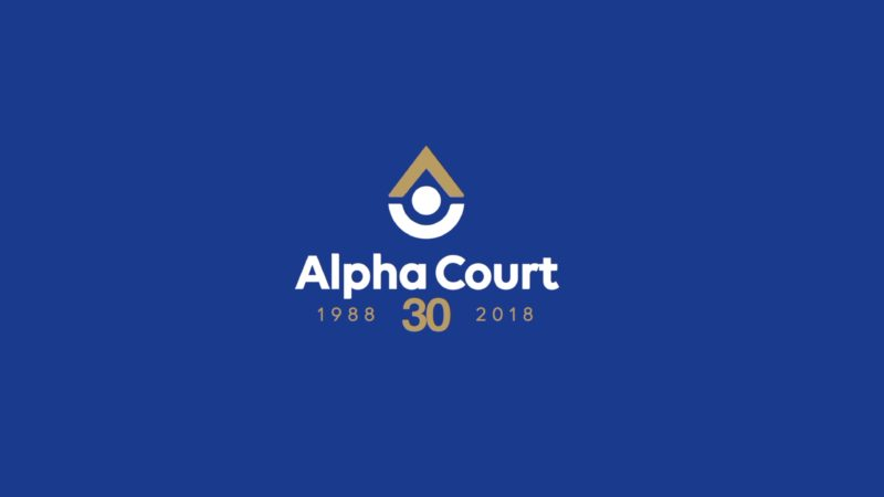 Alpha Court 50th Anniversary